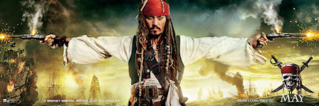 Pirates of Caribbean: On Stranger Tides