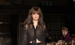 Algunas tendencias de la Fashion Week de Londres
