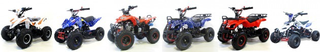 Quads y miniquads ROAN Racing