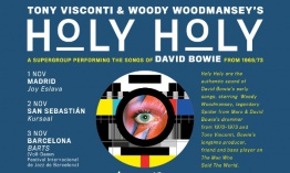 [Noticia] Holy Holy, el supergrupo liderado por Tony Visconti y Woody Woodmansey, de gira con las canciones de David Bowie