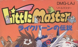 Little Master: Raikuban no Densetsu de Game Boy traducido al inglés