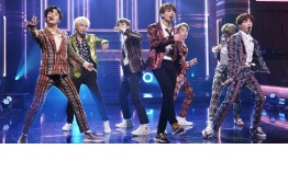"BTS en el programa más sintonizado de EE.UU ""The Tonight Show Starring Jimmy Fallon"""