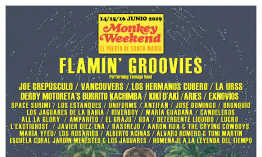 [Noticia] Cartel completo del Monkey Weekend 2019